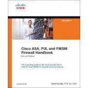 Cisco ASA, PIX, and FWSM Firewall Handbook