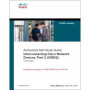 Interconnecting Cisco Network Devices, Part 2 (ICND2): (CCNA Exam 640-802 and ICND exam 640-816)