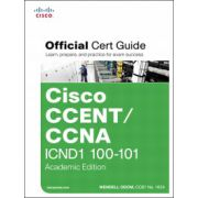 Cisco CCENT/CCNA ICND1 100-101 Official Cert Guide, Academic Edition
