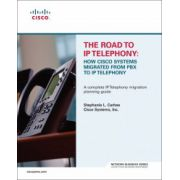 Road to IP Telephony : How Cisco Systems Migrated from PBX to IP Telephony