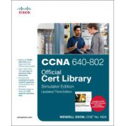 CCNA 640-802 Official Cert Library and Network Simulator Academic Edition