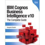 IBM Cognos Business Intelligence v10: Complete Guide