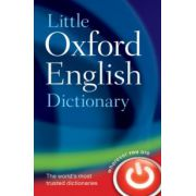 Little Oxford English Dictionary (Oxford Dictionaries)