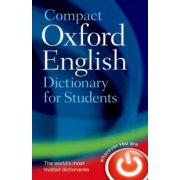 Compact Oxford English Dictionary for University and College Students (Oxford Dictionaries)