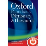 Oxford Paperback Dictionary & Thesaurus (Oxford Dictionaries)