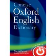Concise Oxford English Dictionary - Main edition (Oxford Dictionaries)
