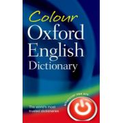Colour Oxford English Dictionary (Oxford Dictionaries)