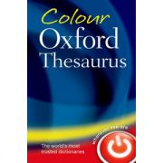 Colour Oxford Thesaurus (Oxford Dictionaries)
