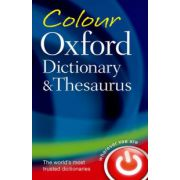 Colour Oxford Dictionary & Thesaurus (Oxford Dictionaries)