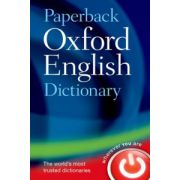 Paperback Oxford English Dictionary