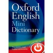 Oxford English Mini Dictionary (Oxford Dictionaries)