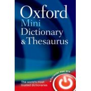 Oxford Mini Dictionary and Thesaurus (Oxford Dictionaries)