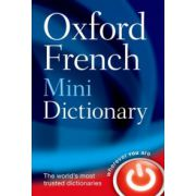 Oxford French Mini Dictionary (Oxford Dictionaries)