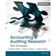 Accounting and Auditing Research: Tools and Strategies