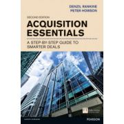 Acquisition Essentials: A step-by-step guide to smarter deals