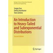 Introduction to Heavy-Tailed and Subexponential Distributions (Springer Series in Operations Research and Financial Engineering)