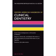 Oxford American Handbook of Clinical Dentistry (Oxford American Handbooks of Medicine)