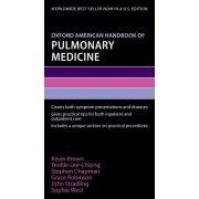 Oxford American Handbook of Pulmonary Medicine (Oxford American Handbooks of Medicine)