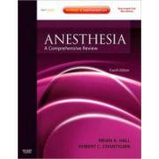 Anesthesia: A Comprehensive Review