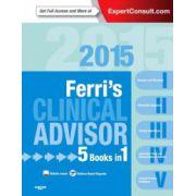 Ferri's Clinical Advisor 2015: 5 Books in 1