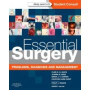 Essential Surgery: Problems, Diagnosis and Management (With STUDENT CONSULT Online Access)
