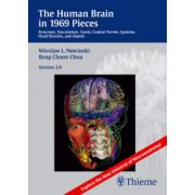 Human Brain in 1969 Pieces 2.0: Structure, Vasculature, Tracts, Cranial Nerves, Systems, Head Muscles, and Tracts