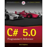 C# 5. 0 Programmer's Reference