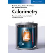 Calorimetry: Fundamentals, Instrumentation and Applications