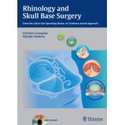 Rhinology and Skull Base Surgery: An Evidence-based Approach (with DVD)