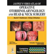 Video Atlas of Operative Otorhinolaryngology and Head & Neck Surgery (16 DVDs - 156 Videos - 20 Hrs)