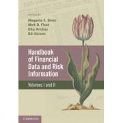 Handbook of Financial Data and Risk Information, 2-Volume Set