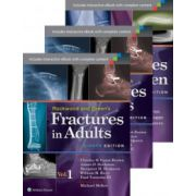 Rockwood and Green's Fractures in Adults and Children, 3-Volume Set
