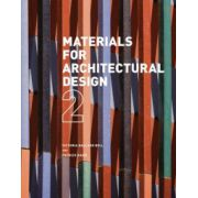 Materials for Architectural Design 2