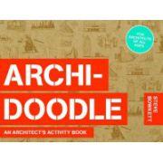 Archidoodle: Architect's Activity Book