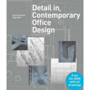 Detail in Contemporary Office Design (contains free DVD with all drawings)