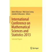 International Conference on Mathematical Sciences and Statistics 2013: Selected Papers