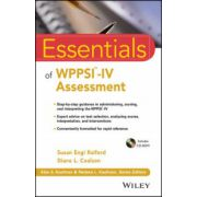 Essentials of WPPSI™-IV Assessment