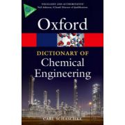 Dictionary of Chemical Engineering (Oxford Paperback Reference)