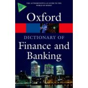 Dictionary of Finance and Banking (Oxford Paperback Reference)