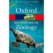 Dictionary of Zoology (Oxford Paperback Reference)