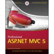 Professional ASP. NET MVC 5