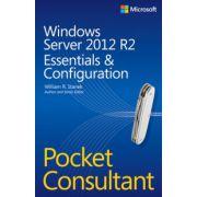 Windows Server 2012 R2 Pocket Consultant Volume 1: Essentials & Configuration (Pocket Consultant)