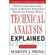 Technical Analysis Explained: Successful Investor's Guide to Spotting Investment Trends and Turning Points