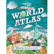 Amazing World Atlas (for children)