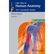 Color Atlas of Human Anatomy: Vol. 1: Locomotor System