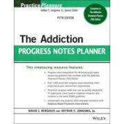 Addiction Progress Notes Planner