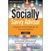 Socially Savvy Advisor + Website: Compliant Social Media for the Financial Industry