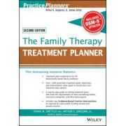 Family Therapy Treatment Planner (with DSM-5 Updates)