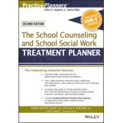 School Counseling and School Social Work Treatment Planner (with DSM-5 Updates)