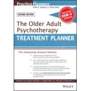Older Adult Psychotherapy Treatment Planner (with DSM-5 Updates)